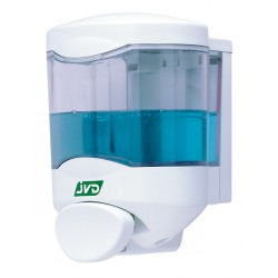 Distributeur savon Crystal Gel 450ml jvd