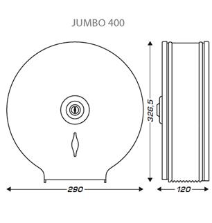 Jumbo metal 400 jvd