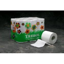 Papier toilette PURE OUATE 140 feuilles gaufré/108r