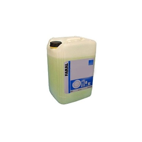 Liquide vaiselle chloré. Douce/dure 20L
