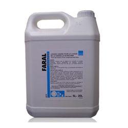 Liquide lave verres chlore 5 litres