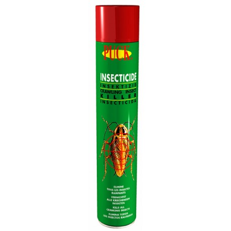 Bombes  insecticides contre les rampant