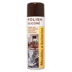 Polish nettoyant silicone