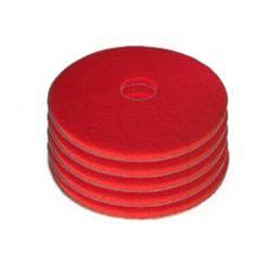 Disques rouge monobrosse - autolaveuse D 432