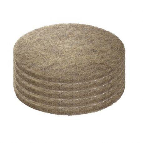 Disques fibre naturel PAD diam. 505