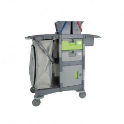 Chariot impregnation bio nettoyage