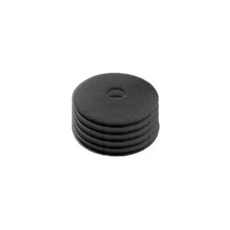 Disques noir monobrosse - autolaveuse D 505