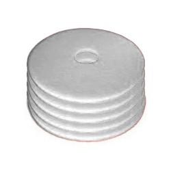 Disques blanc monobrosse - autolaveuse D 505