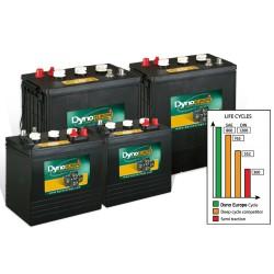 Batterie Plomb ouvert 90 Ah C5