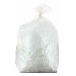 Sacs poubelle 30L litres HD blanc