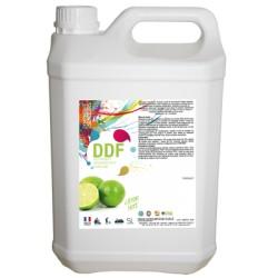 Détergent désinfectant professionnel citron vert