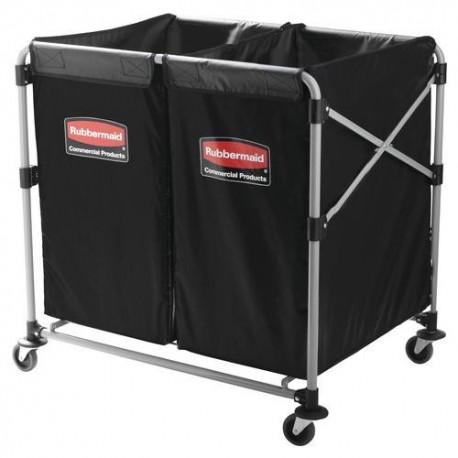 Chariot linge X-Cart 2x 150 L