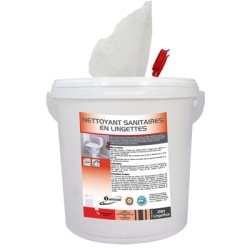 Nettoyant surfaces sanitaires désinfectant Ambiance