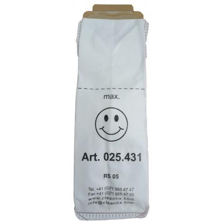 Sacs pour aspirateur dorsal Cleanfix RS05