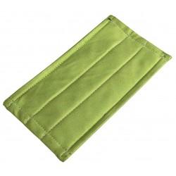 Pad nettoyage en microfibres lisse