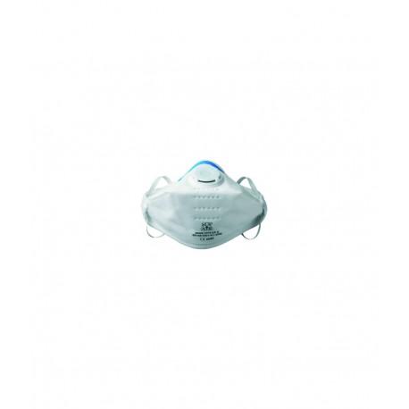 Masque protection respiratoire FFP3  coque avec valve X20