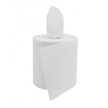 Bobine à Dévidage Central 450 Formats PURE OUATE Blanc