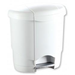 Poubelle pédale lolly 6 litres