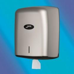 Distributeur essuie mains dévidage central