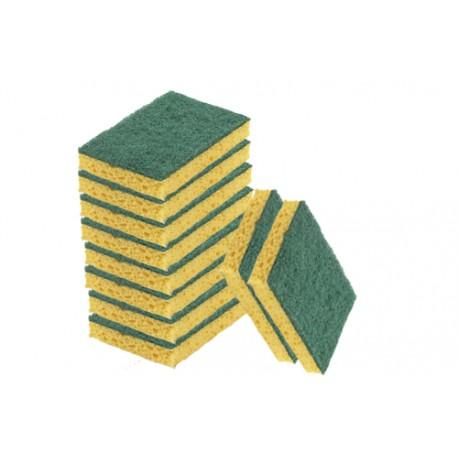 Tamponge Vert végétal