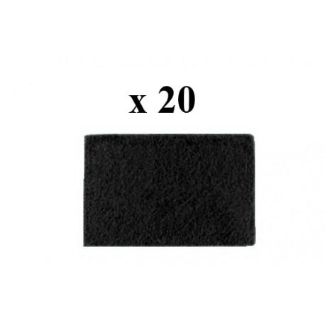 Tampon Noir 3M