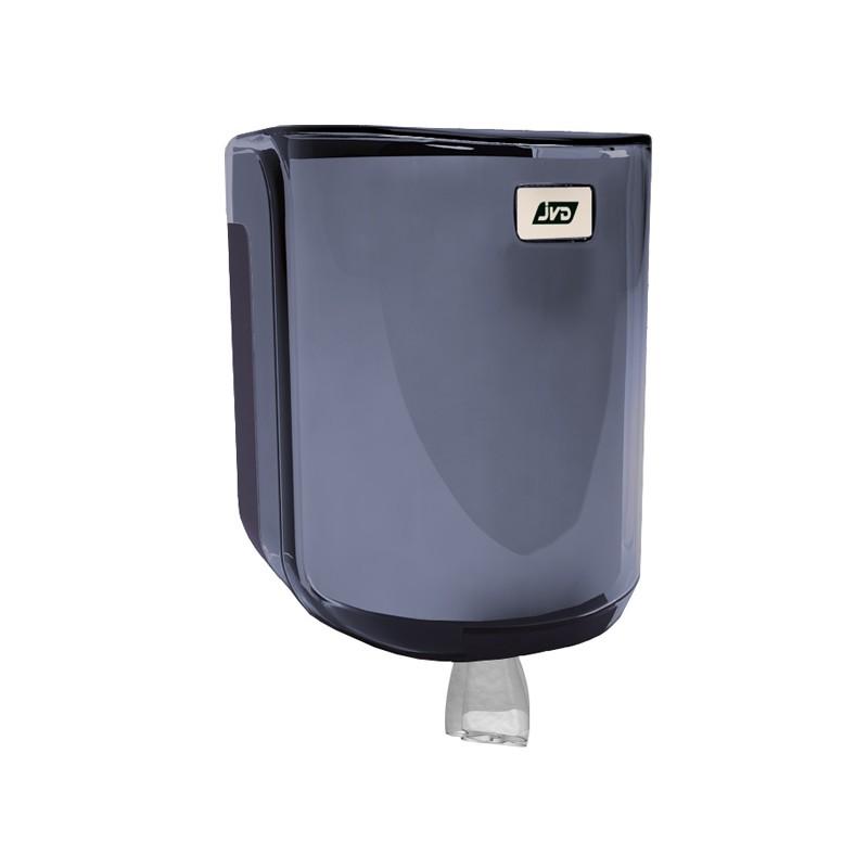 distributeur essuie mains rouleau maxi transparent. Black Bedroom Furniture Sets. Home Design Ideas