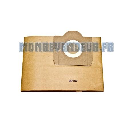 Sac aspirateur SOTECO Box horizontal