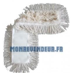 Frange balayage coton 60 cm