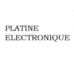PLATINE ELECTRONIQUE RA 431-501 B et  IBC (sup.SERIE 8825)