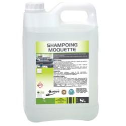 Shampoing moquette moussant