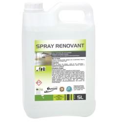 Spray renovant sol protégé