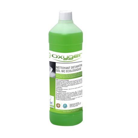 Nettoyant détartrant Gel Ecologique
