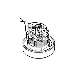 Moteur aspiration Aspirateur S10 Cleanfix