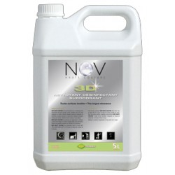 Désinfectant Surodorant CITRON VERT