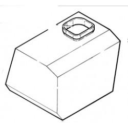 Membrane réservoir autolaveuse RA 300